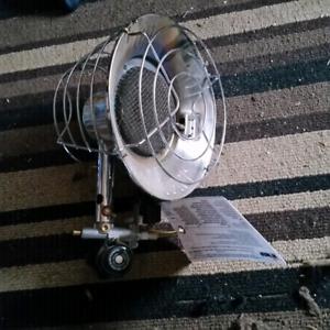5000 btu propane heater .$30