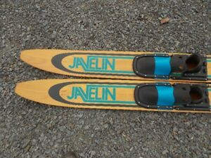 JAVELIN STAR - FLITE WATER SKIS  BY O M C