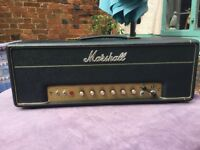 Marshall JTM 45 Handwired clone - built by Marshall Designer James Marchant.
