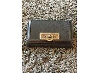 DKNY black purse.