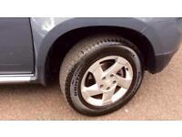 2013 Dacia Duster 1.5 dCi 110 Laureate 4X4 Manual Diesel Estate