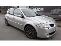 2008 Renault Megane 2.0T 225 F1 Sport - ONLY 66,124 MILES - HEATED LEATHER - not st type r cupra m3