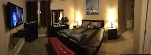 Executive 2Bed/2Bath Walkout Suite Ava Oct1 All Inclusive M2M