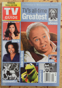 TV GUIDE - Collector's Millennium Issue