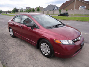 2007 Honda Civic Sedan Comes With Sefety