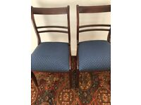 Pair of Dining/Occasional Chairs