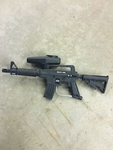 Tippmann Bravo one w cyclone feed