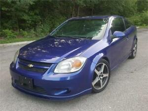 2006 CHEVROLET COBALT SS SUPERCHARGED | COUPE |  LEATHER | ROOF