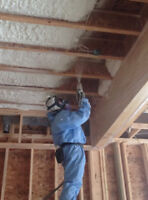 SPRAY FOAM SERVICES LOW PRICES AND GOOD QUALITY