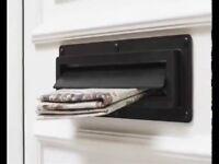 Ecoflap Draightproof Letterbox