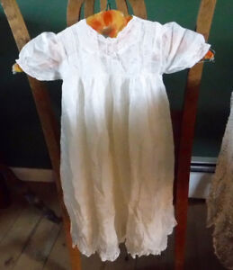 Vintage Infant's Christening Gown