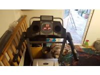 Roger black treadmill jx-285