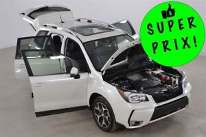 2015 Subaru Forester XT Limited Cuir+GPS+Toit Ouvrant+Demarreur