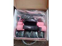 Fitness Weights Set - 6 pieces