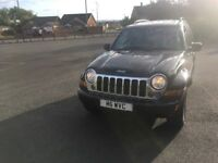 Jeep Cherokee 2.8 CRD limited Automatic