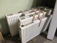 radiators sell as 4 single or group