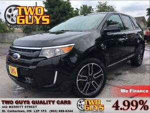 2014 Ford Edge SEL AWD APPEARANCE PKG ALLOYS HTD SEATS