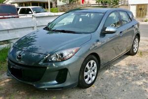 2013 Mazda Mazda3 Sport Hatchback