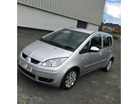 2008 Mitsubishi CZ2 automatic 1.5 diesel low mileage great first car