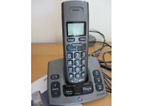 BT Freestyle 750 Cordless phone with answer Machine