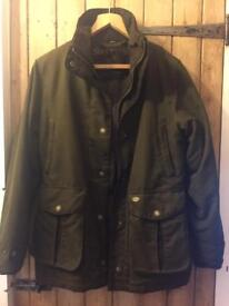 Sherwood Forest coat size 8 waterproof breathable