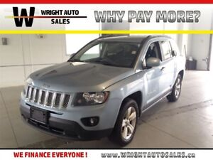 2014 Jeep Compass NORTH|4X4|HEATED SEATS|97,006 KMS