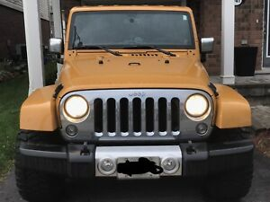 2014 Jeep Sahara Umlimited