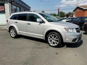 2011 Dodge Journey R/T AWD V6 CUIR TOIT 7 PASSAGERS