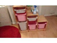 For sale IKEA children's storage unit