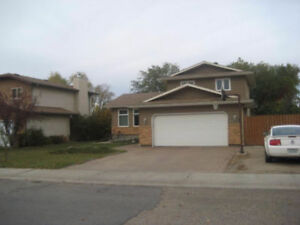House for Rent in East Regina on Sep 1st