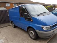 56 Plate Ford Transit 280 SWB 100hp, low mileage, roof rack, fully ply lined, great condition
