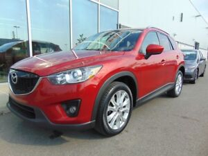 2014 Mazda CX-5 GT AWD TOIT CUIR AWD LEATHER ROOF