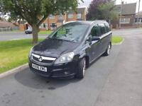 Vauxhall Zafira cdti (150) spare or repairs
