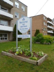 Pet friendly, quiet Sault Ste Marie Bachelor Apartment for Rent