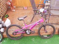 16 inch girls bike