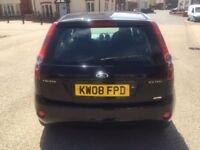 Ford Fiesta 1.4 Diesel Zetec Climate Long MOT 2 Keys Cheap Road Tax Delivery Available