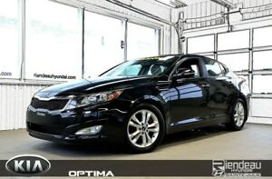 2013 Kia Optima EX+ + CUIR + BLUETOOTH + MAGS