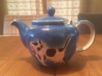Whittard Teapot - Karaoke Cows