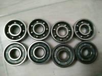 Super Reds Skate bearings