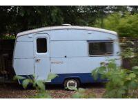 1971 Sprite Alpine Caravan