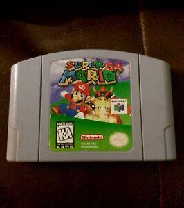 Super Mario 64 Game for Nintendo 64