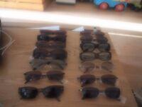 Sunglasses style vintage original