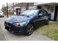 BMW 1 SERIES 1.6 116I SPORTS PETROL 2013 5 DOOR F.S.H WITH 2 YEARS WARRANTY ***BARGAIN***