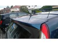 Rear spoiler for Mitsubishi Lancer Estate 2008