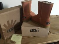 Genuine Ugg Boots - Size 4.5