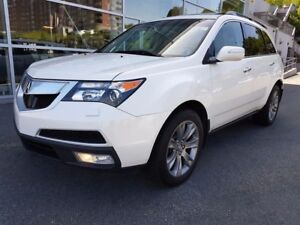 Acura MDX Elite Package 2012