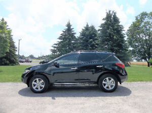2010 Nissan Murano SL Crossover- ALL WHEEL DRIVE & 4 NEW TIRES!!