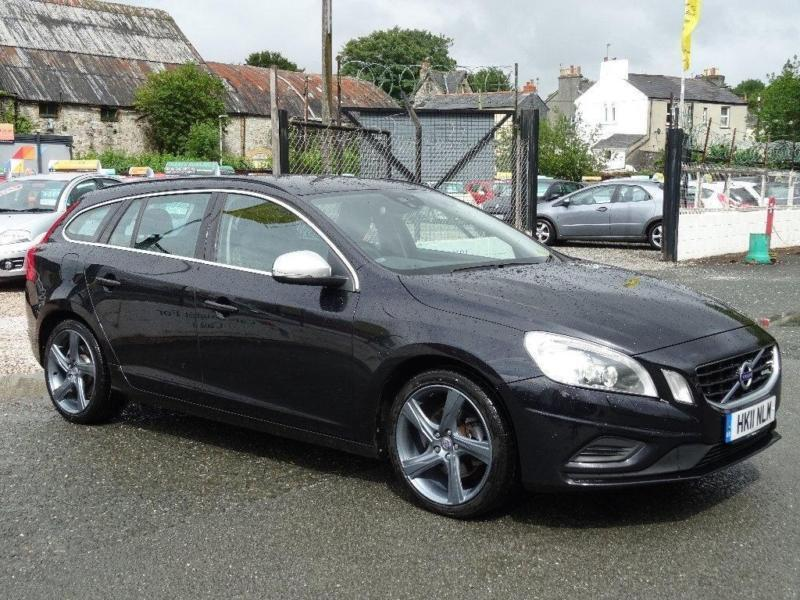 2011 Volvo V60 2.0 D3 R-Design Estate Geartronic 5dr