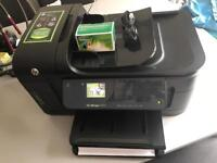 hp 5200A all in one printer scan web fax copy