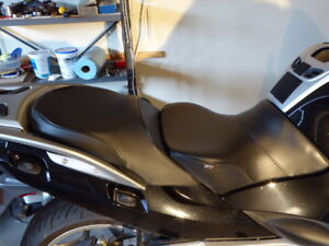 Sargent Seat for BMW R1200RT